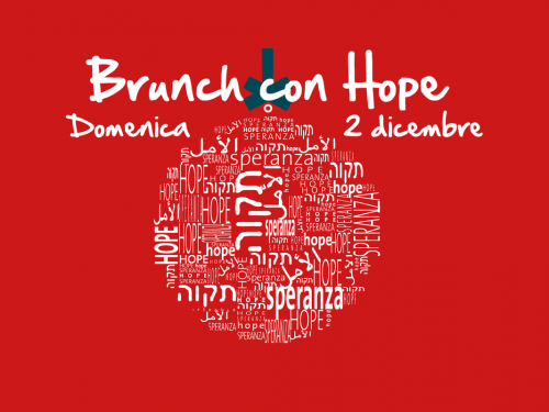 onlus pranzo solidale Hope milano