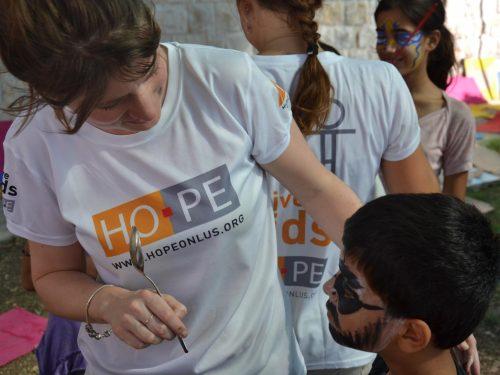 progetti umanitari diventa Ambassador Hope
