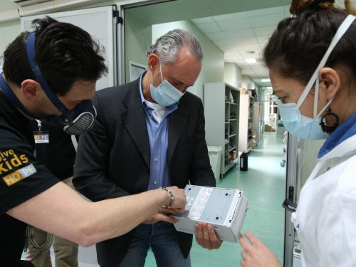 Hope Onlus Ospedali lombardi