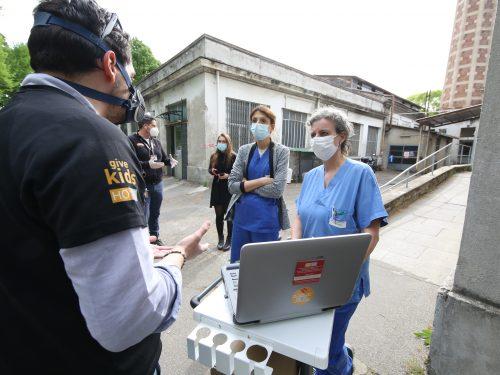 Hope Onlus aiuto agli ospedali